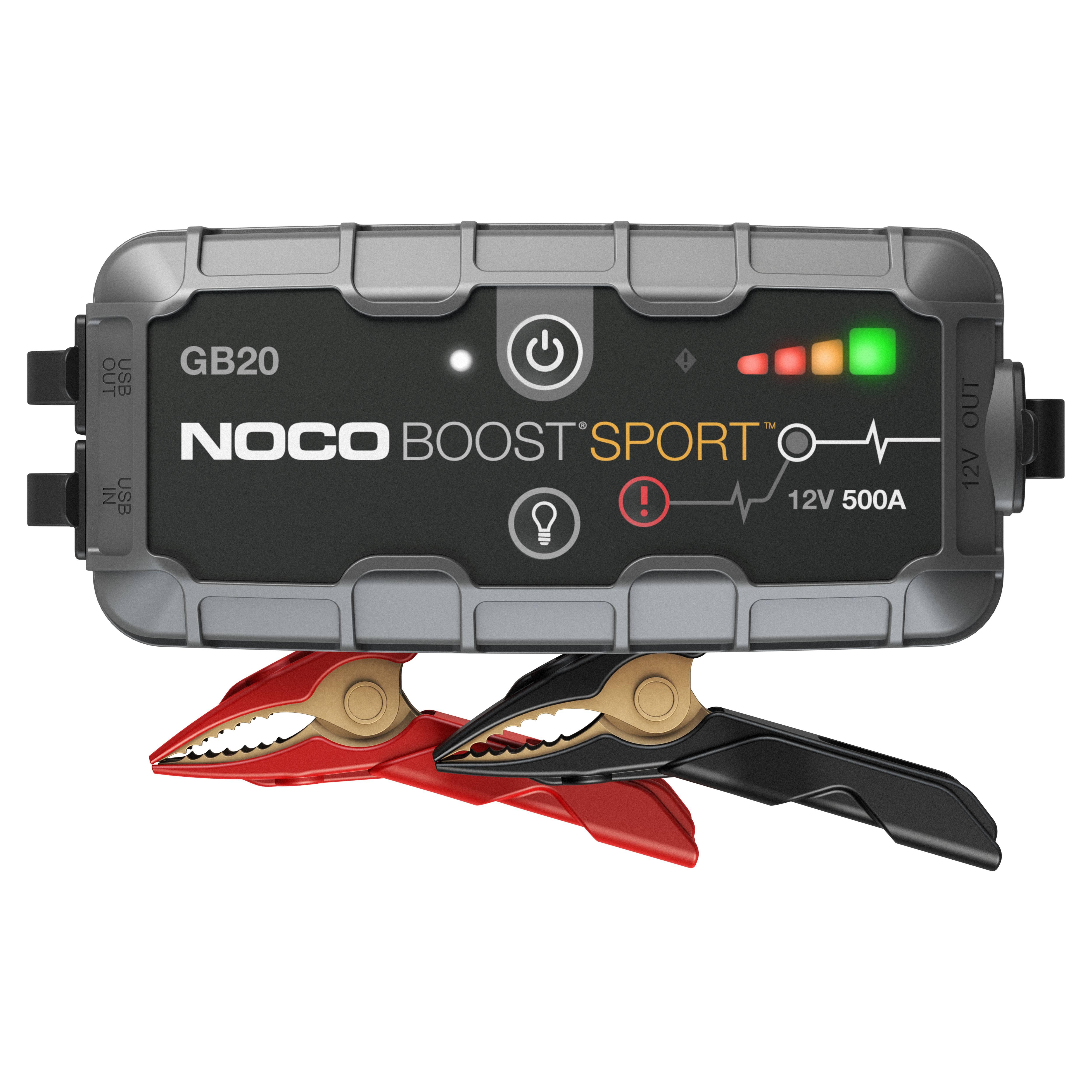 NOCO GB20 Boost 12V 500A akkumulátor bikázó