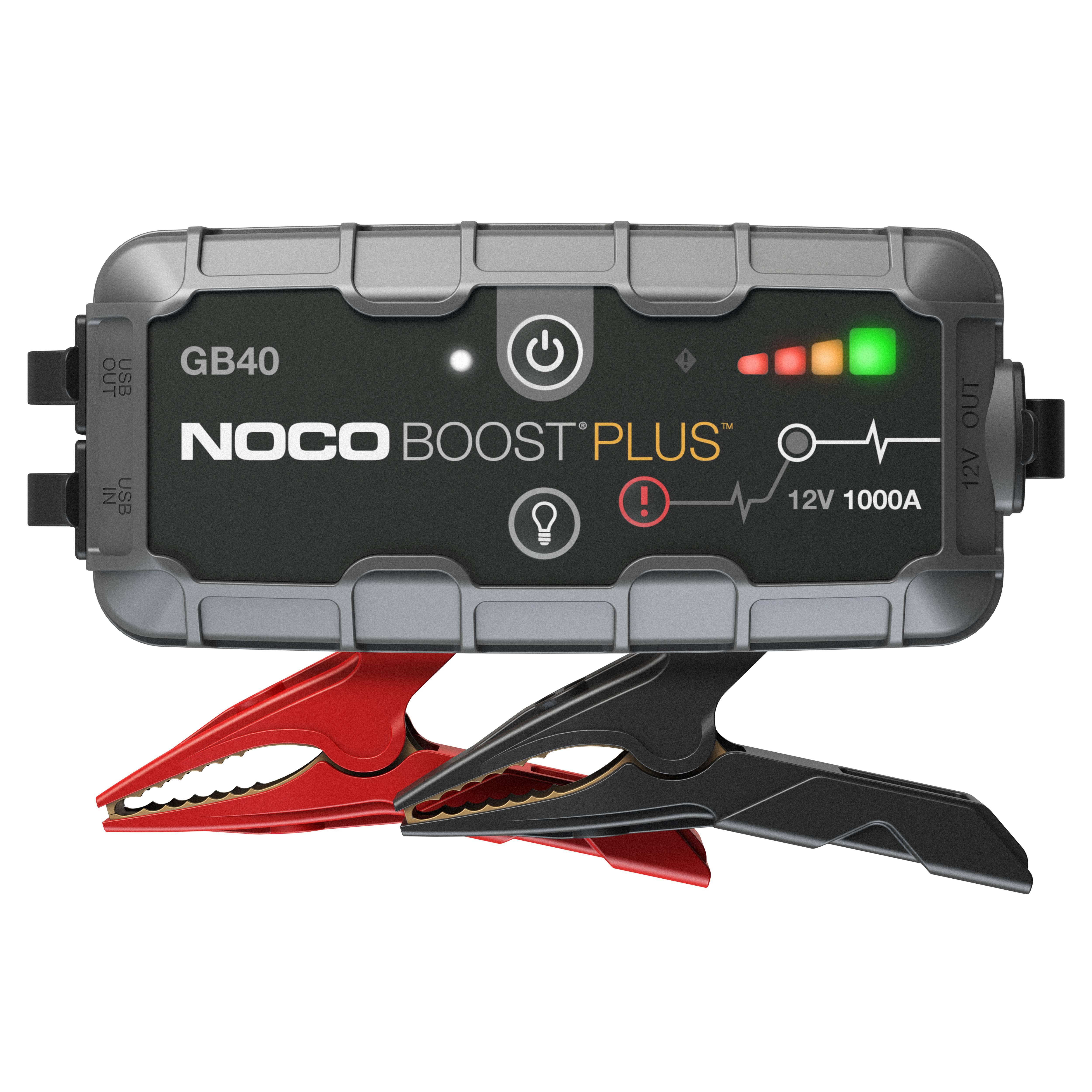 NOCO GB40 Boost 12V 1000A akkumulátor bikázó
