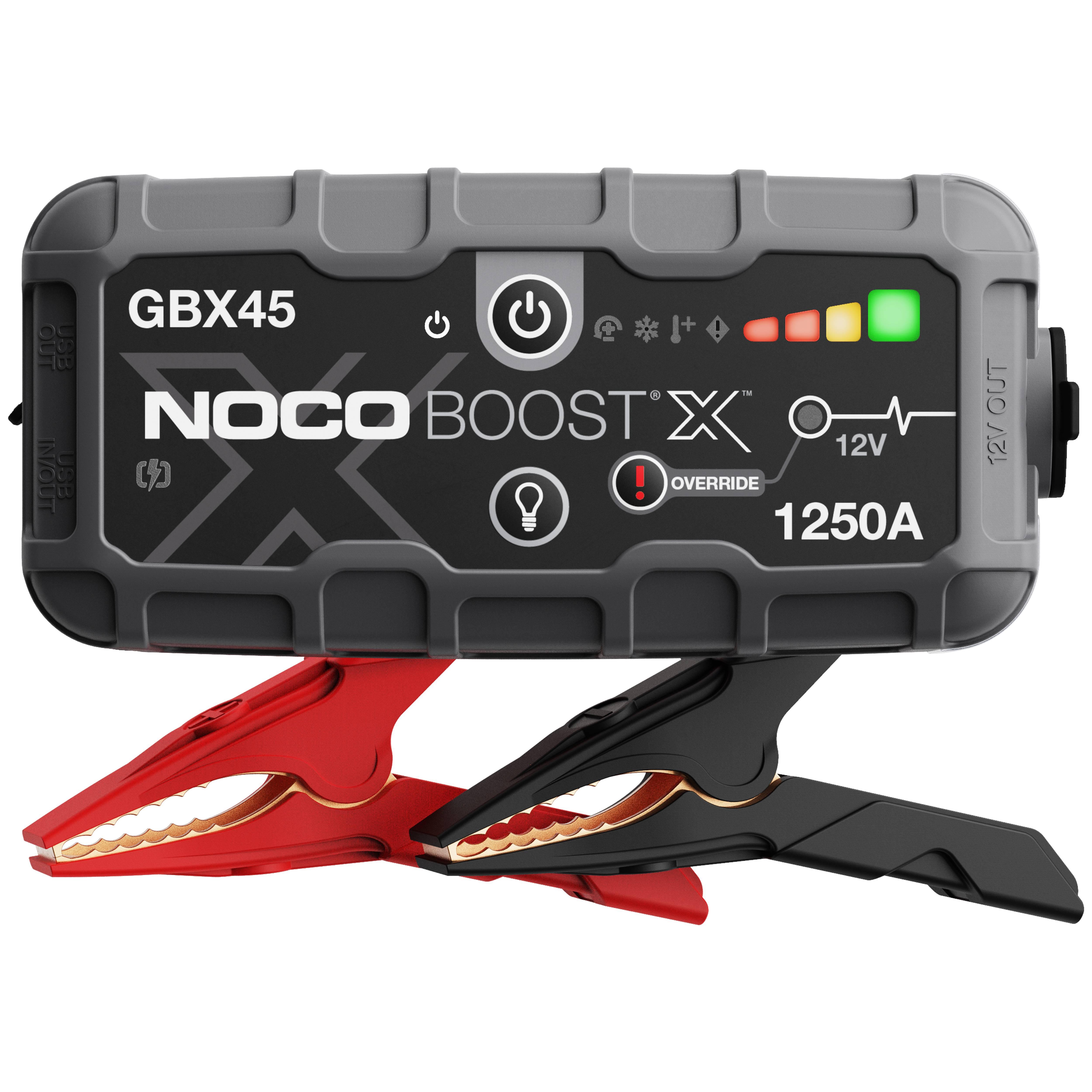 NOCO Boost X 12V 12V 1250A akkumulátor bikázó