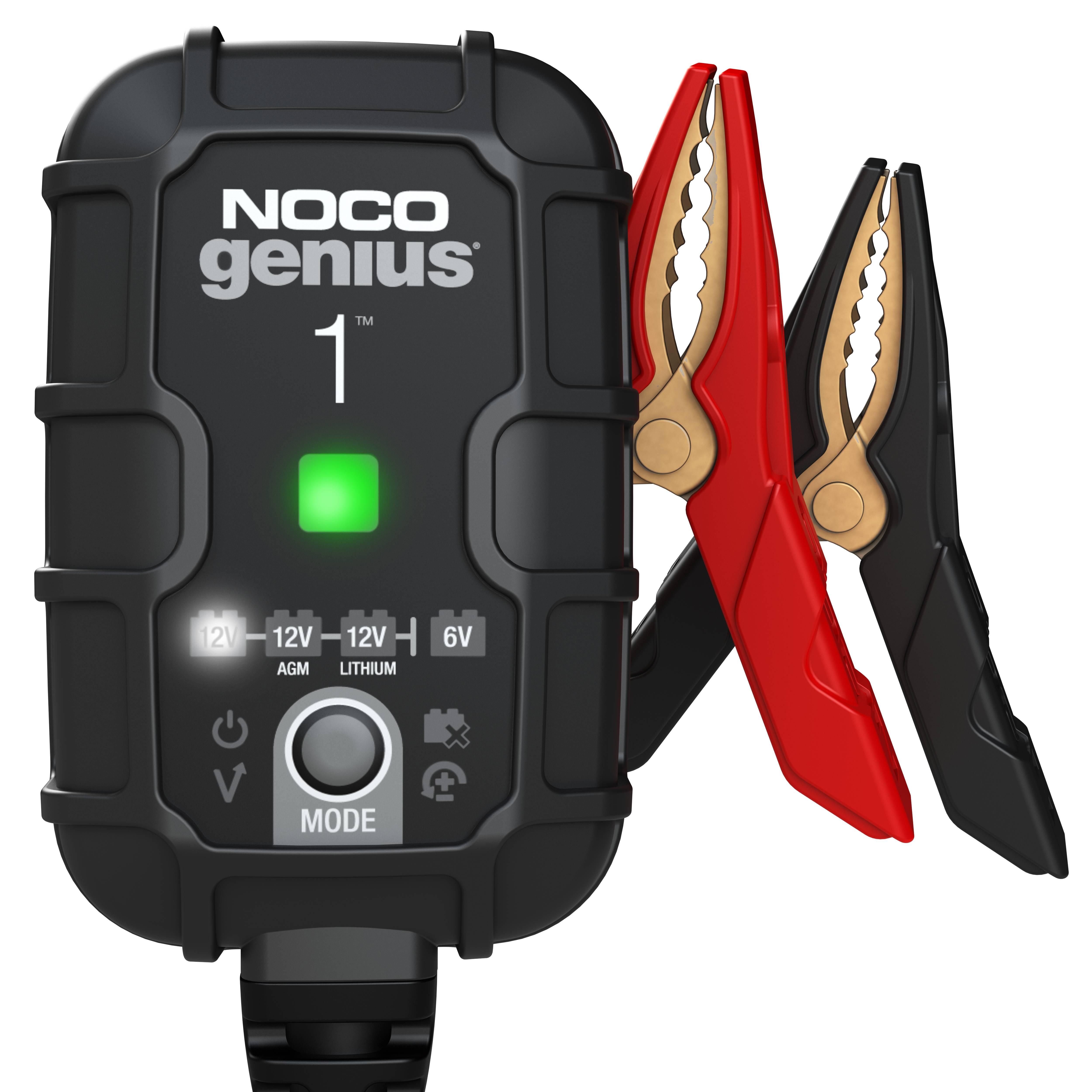 NOCO GENIUS1EU 1A akkumulátortöltő