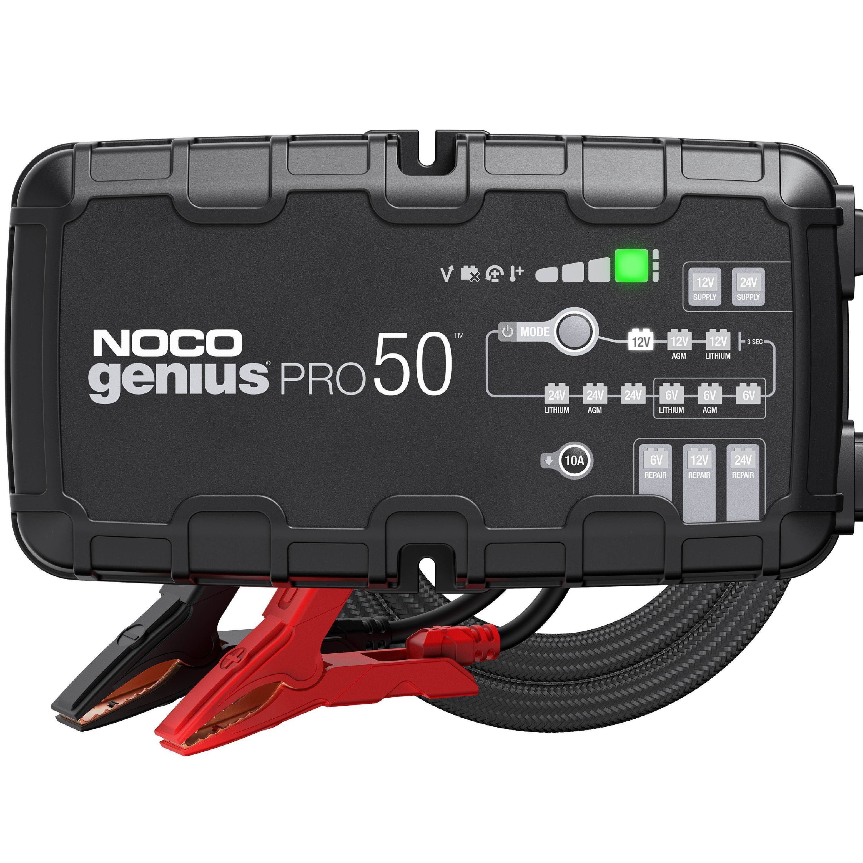 NOCO 50A Pro akkumulátortöltő