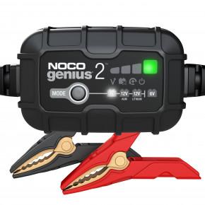 NOCO GENIUS2EU 2A akkumulátortöltő