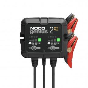 NOCO 4A 2-es (dupla) akkumulátortöltő