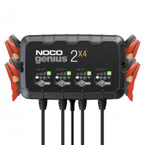 NOCO 8A 4-es (tetra) akkumulátor bikázó